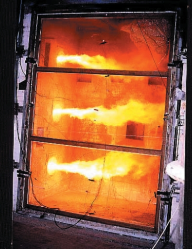 fire rated glass image
